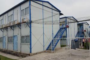 Nhà lắp ghép 2 tầng nhập khẩu Trung Quốc